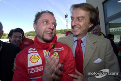 Ferrari Challenge World Champion, Thomas Kemenater