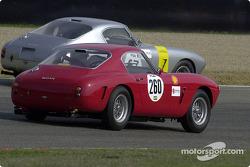 Shell Historic Ferrari-Maserati Challenge, grid B - Lancksweert