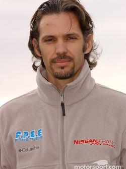 Nissan Dessoude team presentation: Paul Belmondo