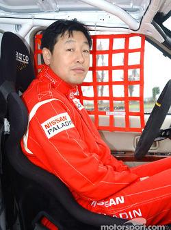 Nissan Dessoude test: Lu Ningjun