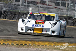 La BMW Picchio n°80 du G&W Motorsports (Danny Marshall, Steve Marshall, Rocco De Simone)