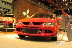 Mitsubishi Lancer Evo VIII