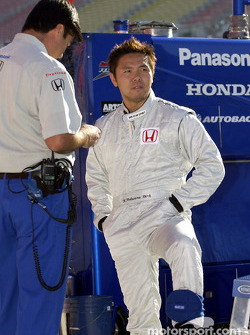 Super Aguri Fernandez Racing announcement: Kosuke Matsuura
