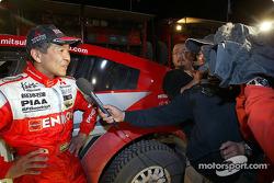 Des interviews pour Hiroshi Masuoka