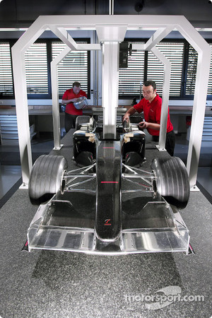 Lotus Renault did a lot of work in the windtunnel