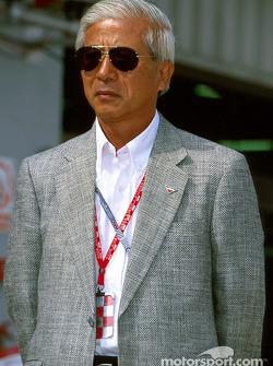 Akihiko Saito, vice président exécutif
