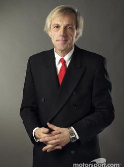 Gustav Brunner, concepteur en chef