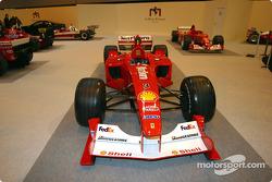 Galleria Ferrari at Autosport International