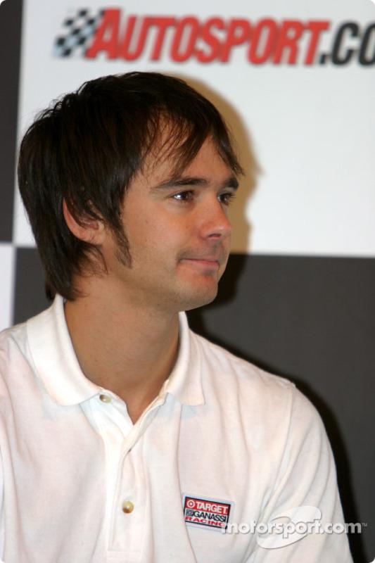 Interview de Darren Manning sur la scène Autosport