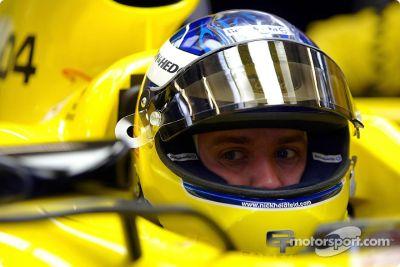 Essai à Silverstone en février