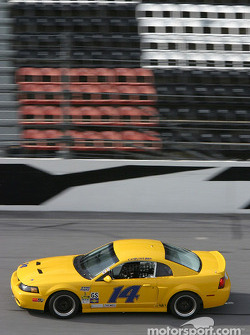 La Mustang Cobra R n°14 du Frederick Motorsports (Buddy Stubbs, Greg Camp)