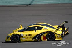#9 Mears Motor Coach Ford Multimatic: Paul Mears Jr., Mike Borkowski