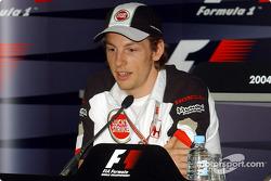 Thursday press conference: Jenson Button
