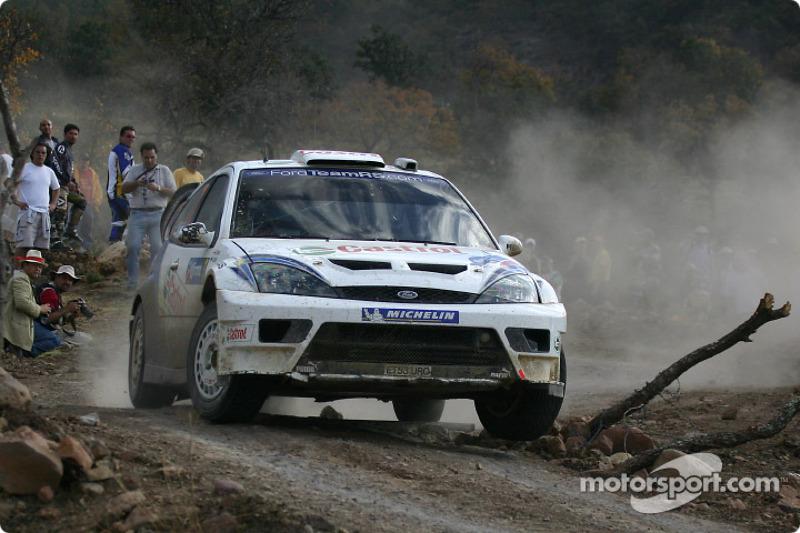 2004: Маркко Мартін і Майкл Парк