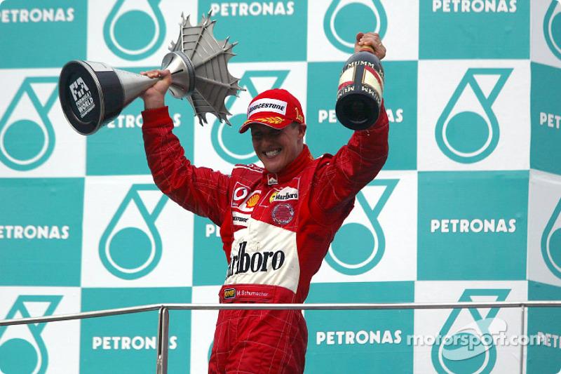 Gran Premio de Malasia 2004