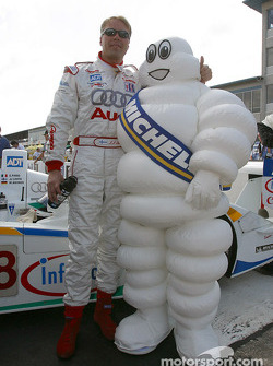 JJ Lehto and the Michelin Man