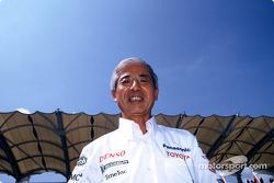 Dr Saito, EVP Toyota Motor Corporation