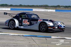 #49 Morgan Works Race Team Morgan Aero 8: Adam Sharpe, Neil Cunningham, Keith Ahlers