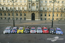 The 2004 DTM cars