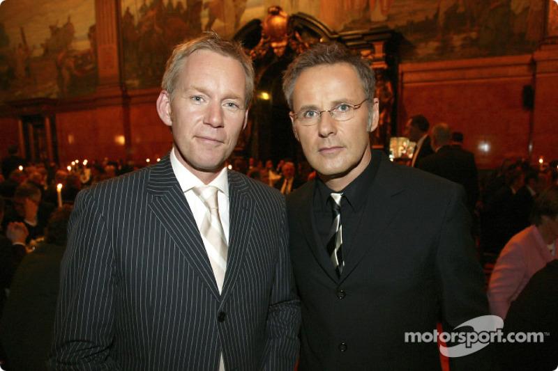 J.B. Kerner and Reinhold Beckmann
