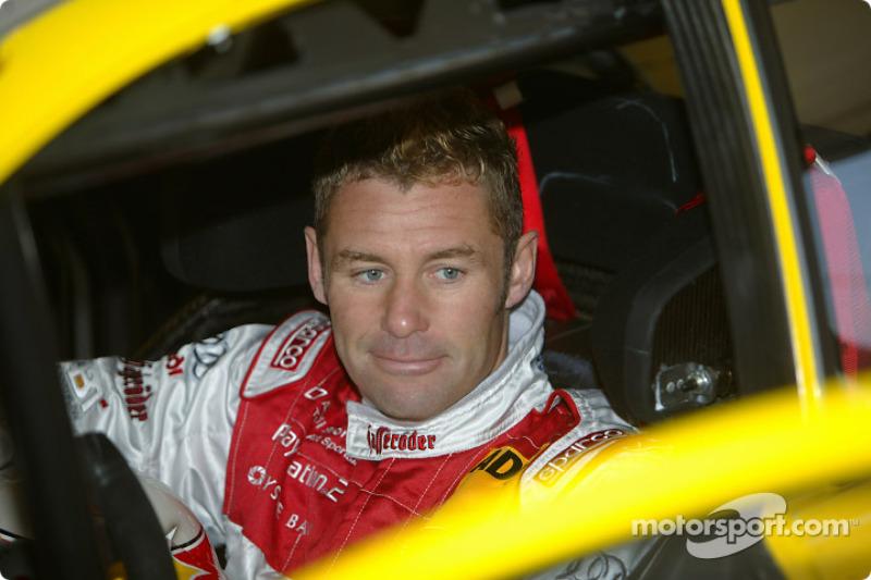 Tom Kristensen in the Audi A4 DTM