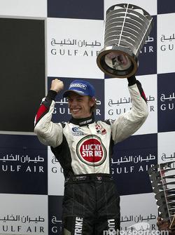 Podium: 3. Jenson Button, BAR