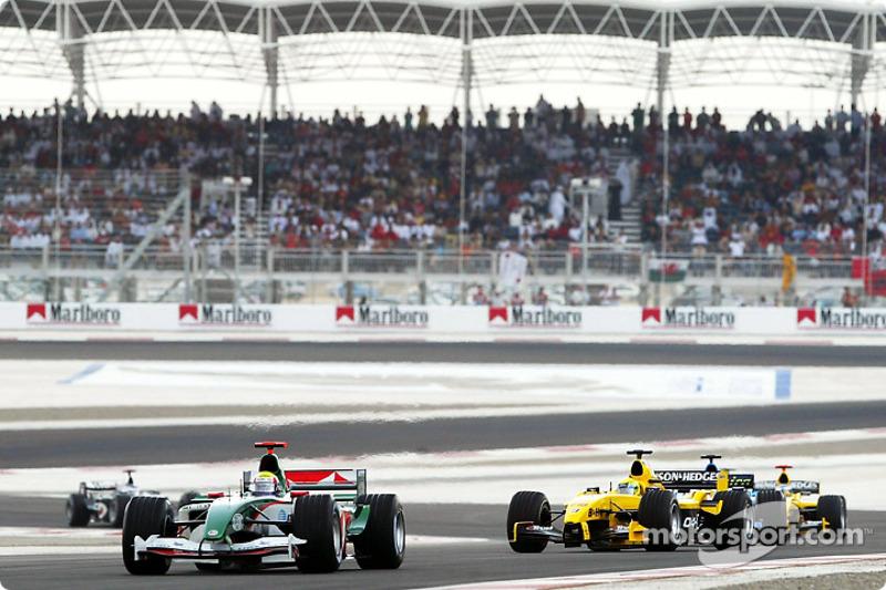 Mark Webber, Jaguar R5