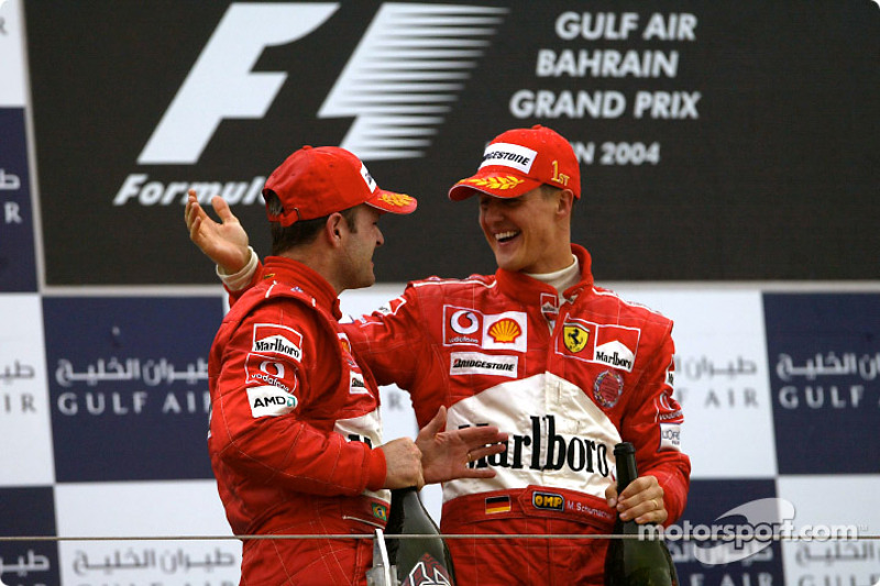 Ці двоє провели один із найкращих сезонів у історії Ferrari і не залишили суперникам жодного шансу на перемогу