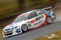 Garth Tander in action