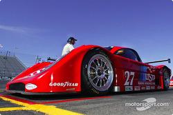 #27 Doran Lista Racing Toyota Doran: Didier Theys, Fredy Lienhard