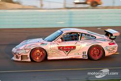 La Porsche GT3 RS n°45 du Gunnar Racing (Gunnar Jeannette, Kyle Petty)