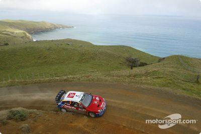 Rallye de Nouvelle-Zélande