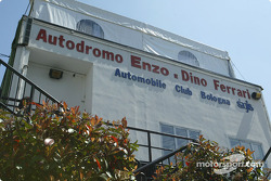 Welcome to Autodromo Enzo e Dino Ferrari