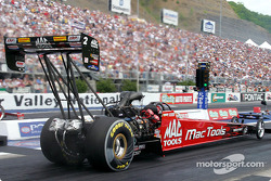 Doug Kalitta qualified second