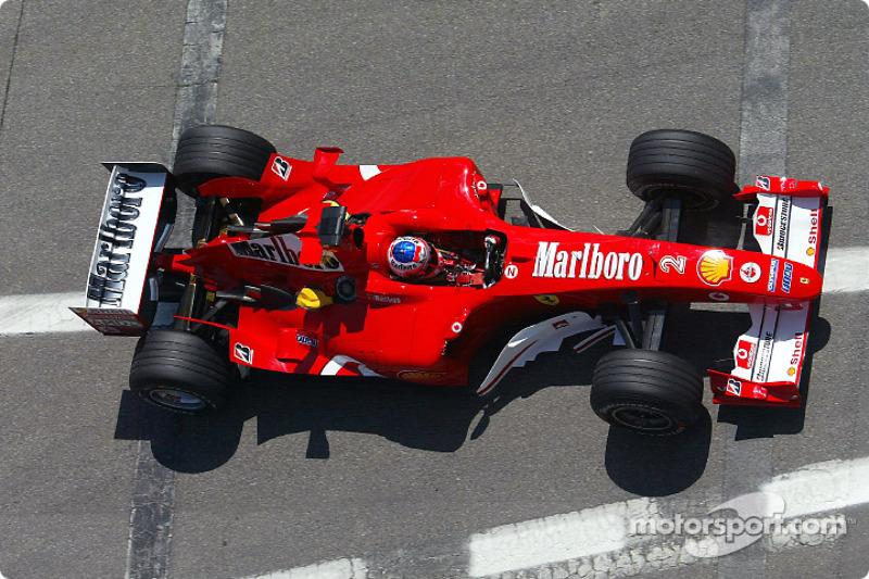 Rubens Barrichello - 9 galibiyet