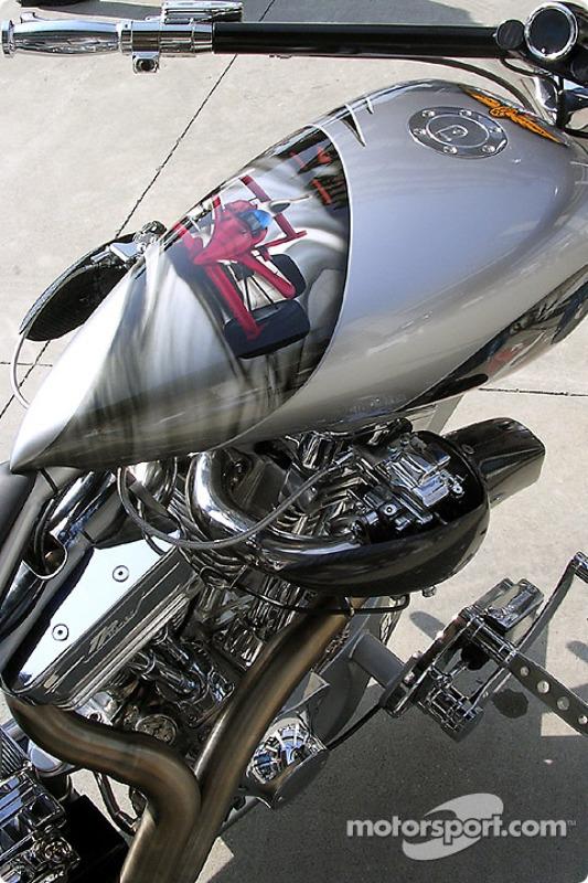 L'entreprise Indy Choppers a sorti la première partie de 100 motos construites spécialement pour la 88e édition des 500 miles d'Indianapolis