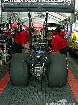 American Racing Wheels garage