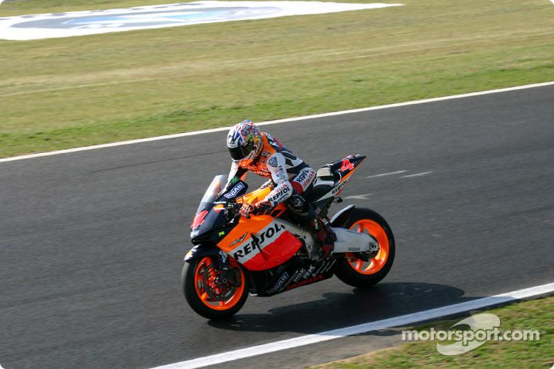 2004 - Álex Barros : 4e (Grand Prix d'Afrique du Sud)