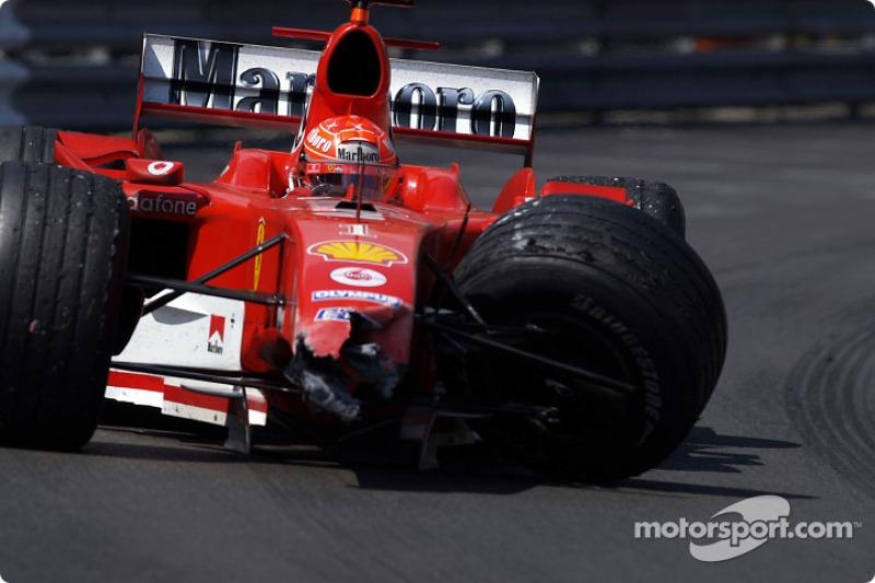 Michael Schumacher - GP de Mónaco 2004