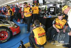 Kodak Racing crew