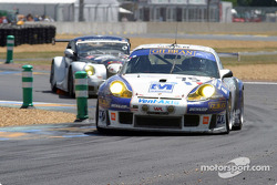 #75 Thierry Perrier Porsche 911 GT3 RS: Ian Khan, Nigel Smith, Tim Sugden