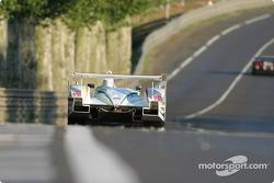 #2 Champion Racing Audi R8: JJ Lehto, Emanuele Pirro, Marco Werner