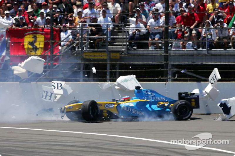Gran Premio de los EE.UU. de 2004 en Indianápolis