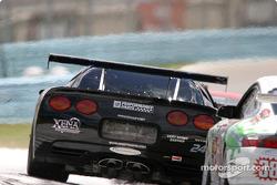 La Corvette n°24 du Specter Werks/Sports (Jeff Nowicki, Tom Bambard)