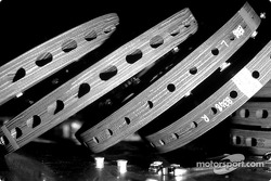 BAR-Honda brake discs