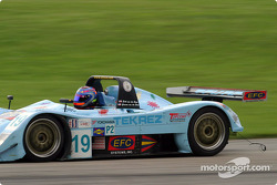 #19 Van der Steur Racing Inc Lola Nissan: Eric van der Steur, Gunnar van der Steur