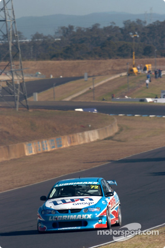 Lee Holdsworth remonte