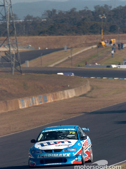 Lee Holdsworth plays cath up