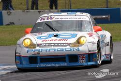 #71 JWR Porsche 996 GT3 RS: David Warnock, Mike Jordan