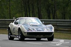 Thoisy, Andruet, Sirgue-Chavrolet Corvette 1969
